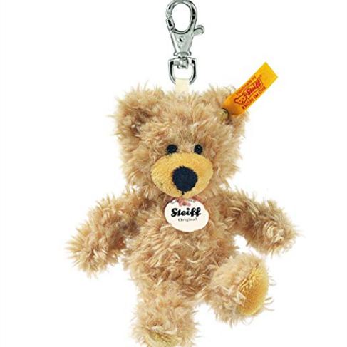 萌物来袭!Steiff Charly熊钥匙扣