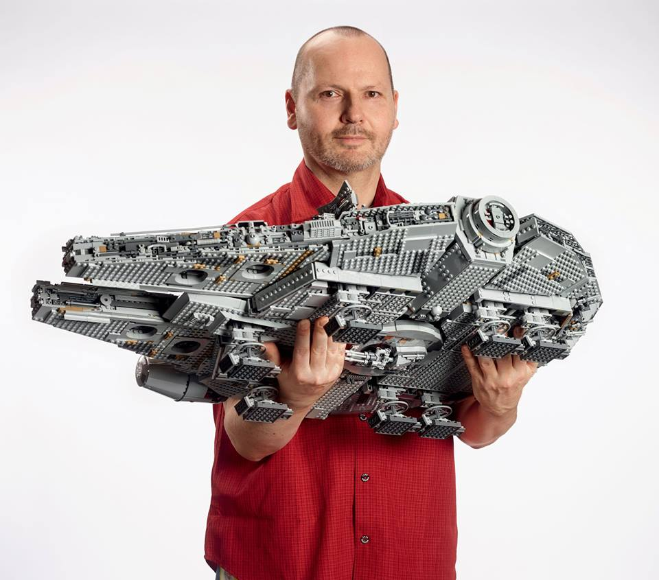 史上最大set!LEGO 75192 Millenium Falcon 千年隼 终极玩家珍藏版
