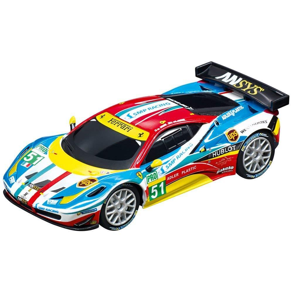 大人和小孩都爱的Carrera 卡雷拉路轨赛车 51号法拉利