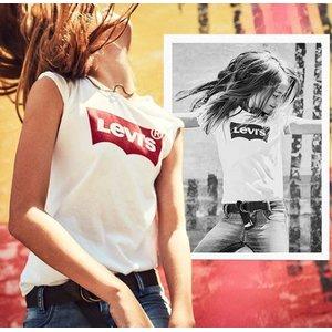 一年两次,满减活动来了!Levi's李维斯男女卫衣牛仔裤热卖