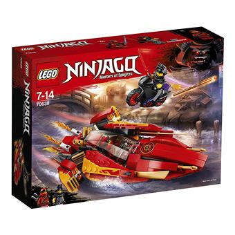 LEGO Ninjago Katana V11 70638火元素忍者飞船