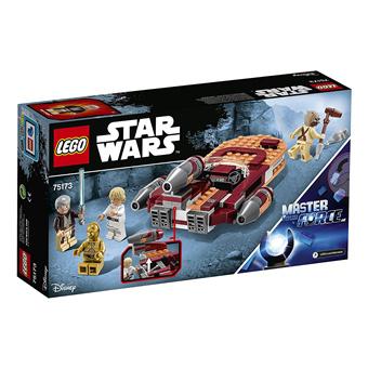 LEGO Star Wars 75173 Luke卢克的反重力飞车