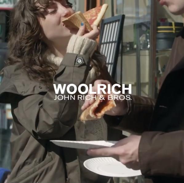 比大鹅还修身保暖的Woolrich大衣