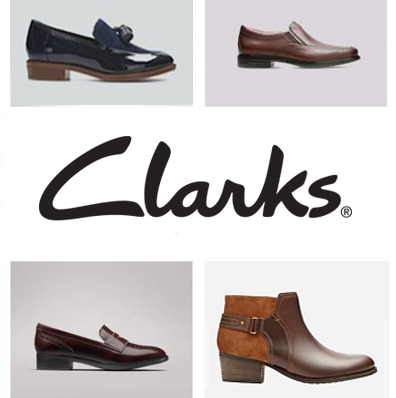 英国Clarks舒适鞋履