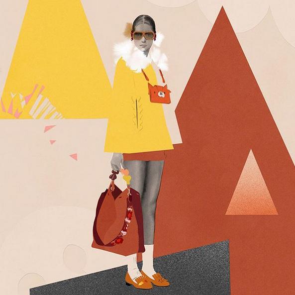 有趣的女孩都爱的怪趣味品牌-奢侈手袋品牌Anya Hindmarch