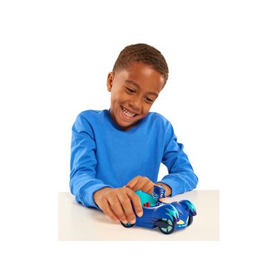 Simba 仙霸 睡衣小英雄 猫小子专属汽车玩具