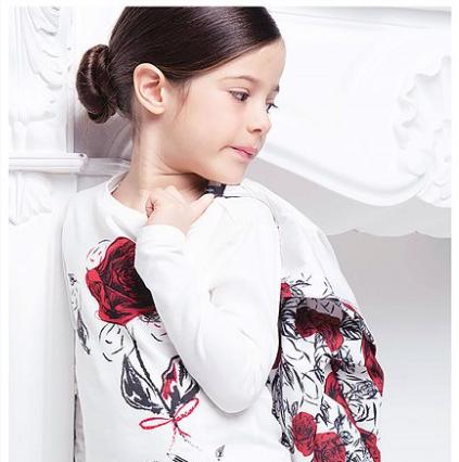 独特的优雅 意大利品牌Papermoon童装