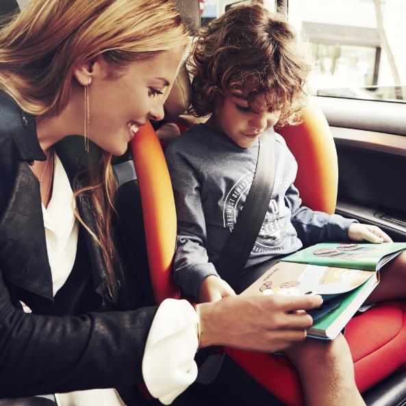 Cybex Gold  Solution M-Fix 儿童安全座椅