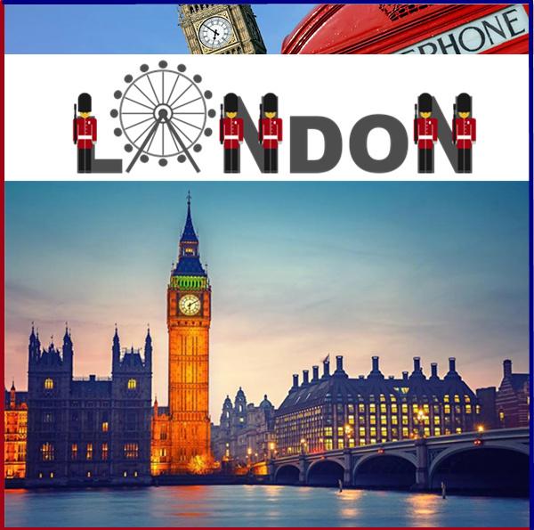 这个圣诞节想去伦敦行走在泰晤士河畔