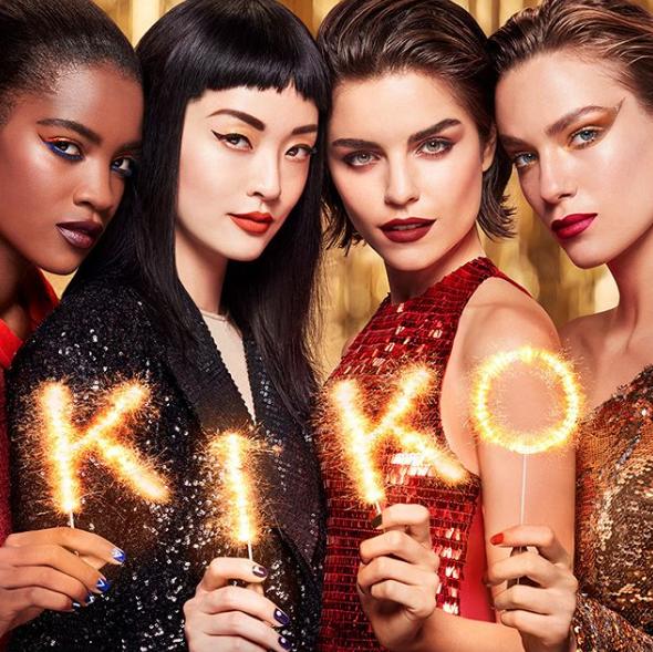 Kiko Sparkling Holiday 圣诞限量系列闪亮亮登场