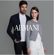 阿玛尼Armani多条产品线联合折扣场 男女服饰 鞋包配饰等