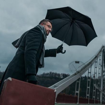为你抵挡风雨的保护神  德亚雨伞专场