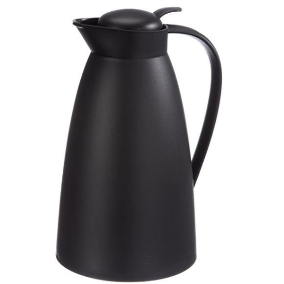 德国Alfi艾飞 Eco系列保温水壶1L (黑色)
