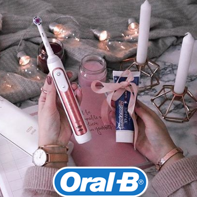 绽放自信微笑 Oral-B Pulsonic Slim 1100 电动牙刷