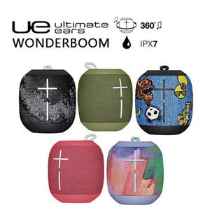 Ultimate Ears |  WONDERBOOM 便携式防水无线音箱