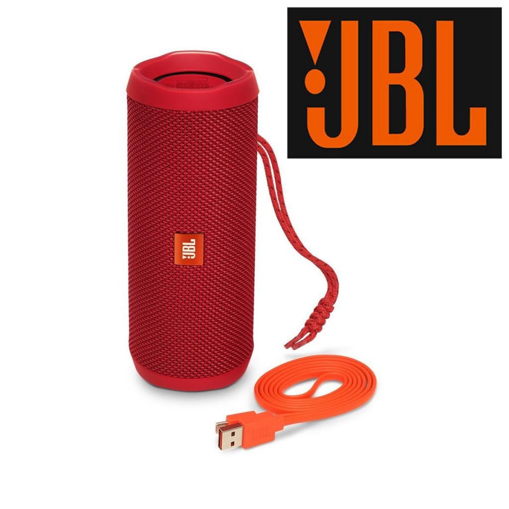 小身材大声量-JBL Flip 4 无线蓝牙音箱
