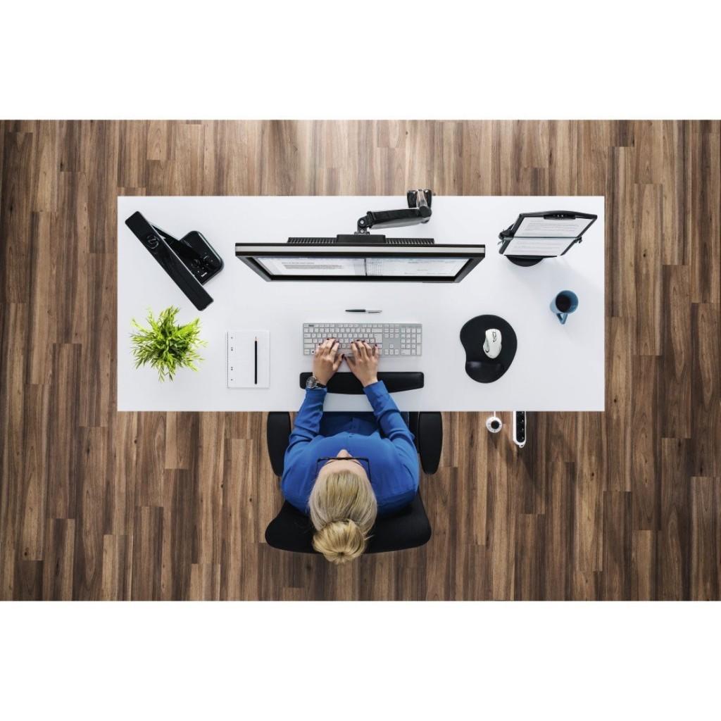 德国品牌HAMA PC 超薄键盘 白色