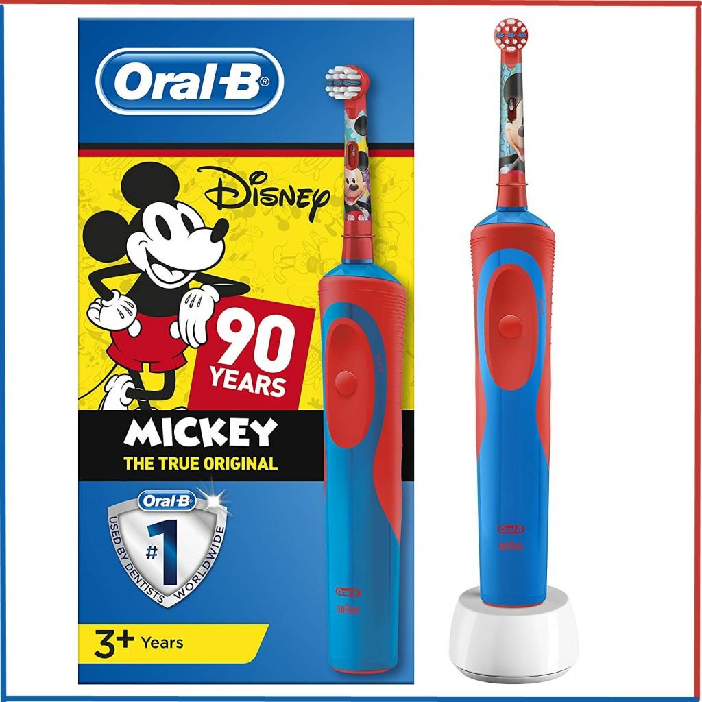 刷牙从未如此充满快乐!Oral-B儿童电动牙刷