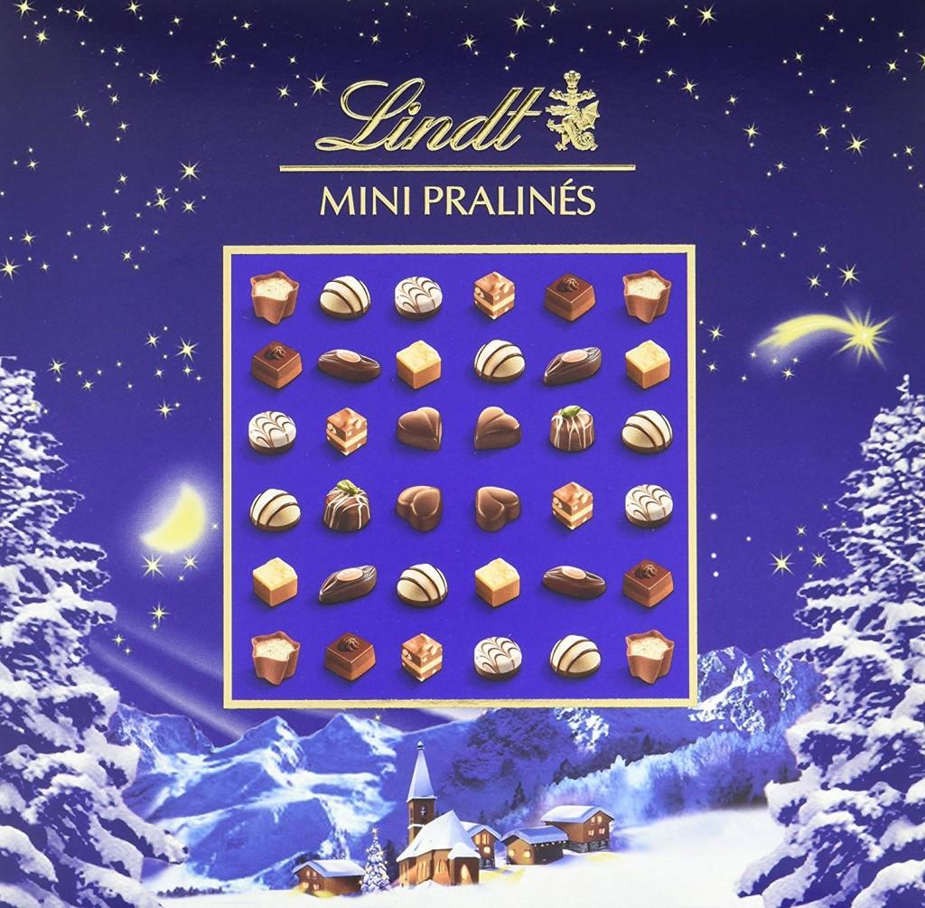 买不了吃亏上当 Lindt巧克力180g礼盒