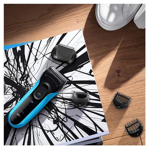 Braun Series 3010BT 男士干湿两用电动剃须刀