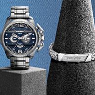 时间与设计的结合 Diesel手表