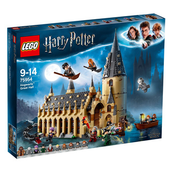 LEGO® Harry Potter™ 75954 哈利波特