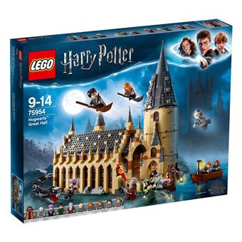 LEGO® Harry Potter™ 75954 哈利波特又来啦!