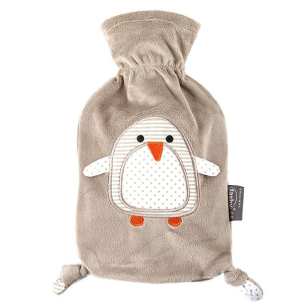 冬日刚需热水袋! 呆呆傻傻小企鹅!