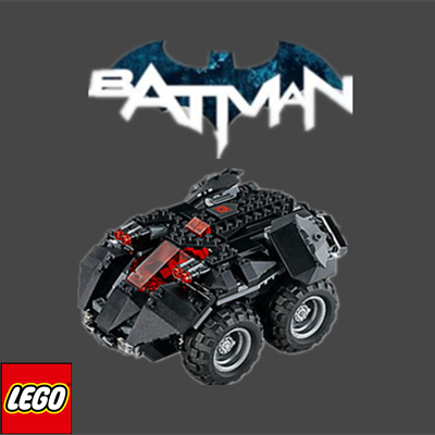 乐高蝙蝠车76112 呼啸而来!