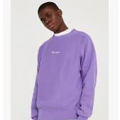 真的很特别耶! Champion X UO 香芋紫色卫衣