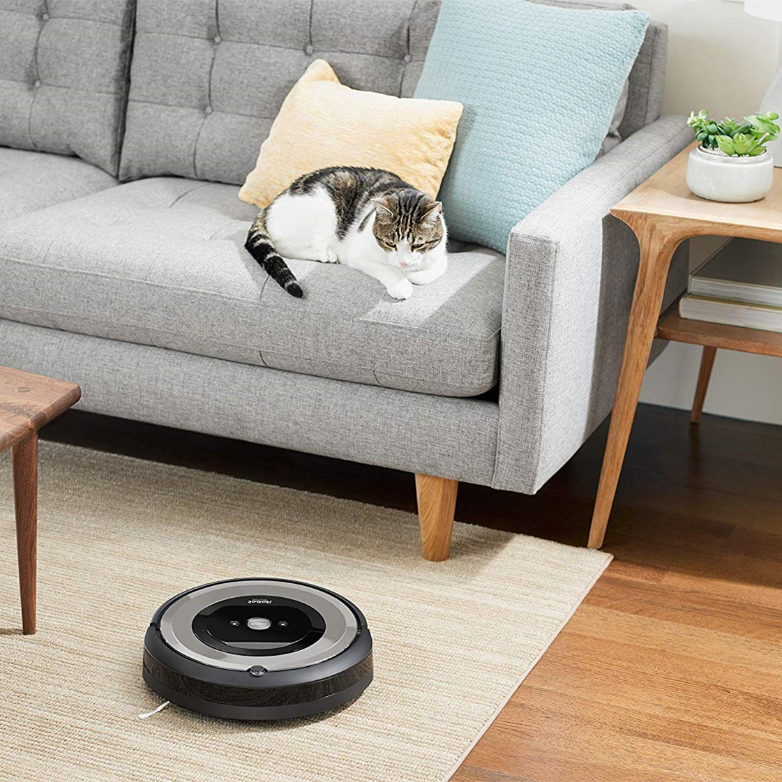 iRobot Roomba e5 扫地机器人