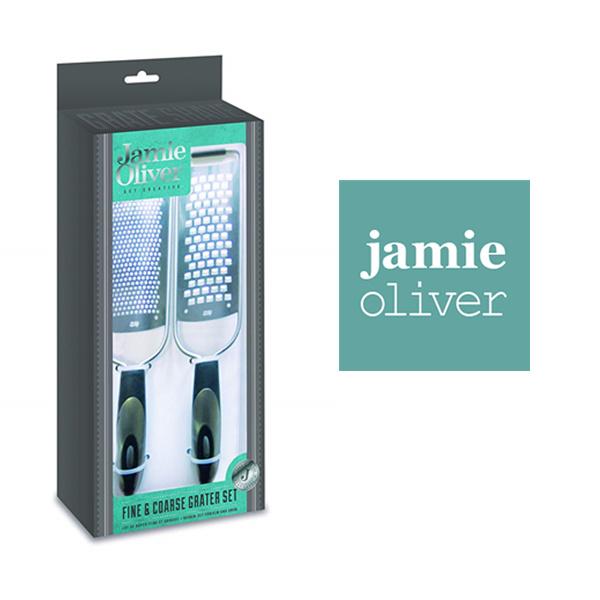 来自英国名厨 Jamie Oliver 的自创厨具  擦刀套组