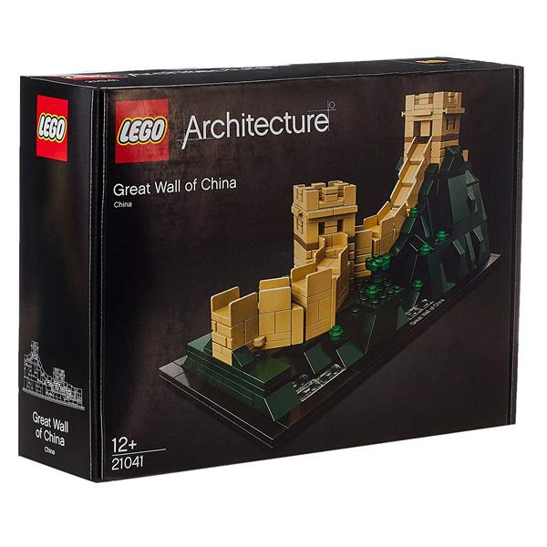 厉害了,我的国!LEGO 21041 Chinesische Mauer 建筑系列 中国长城