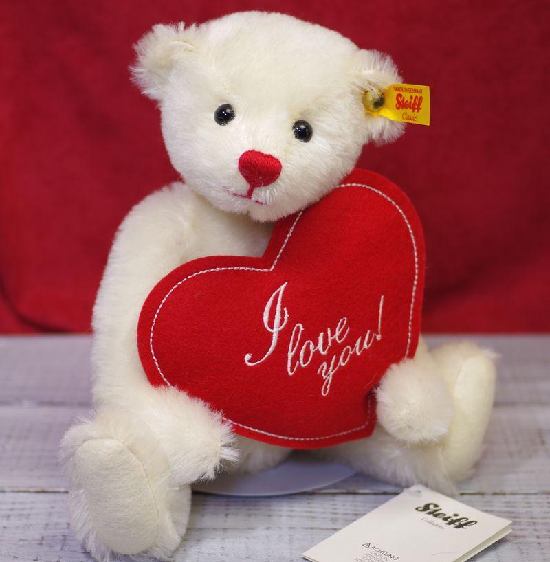 德国STEIFF史戴芙 收藏版泰迪熊