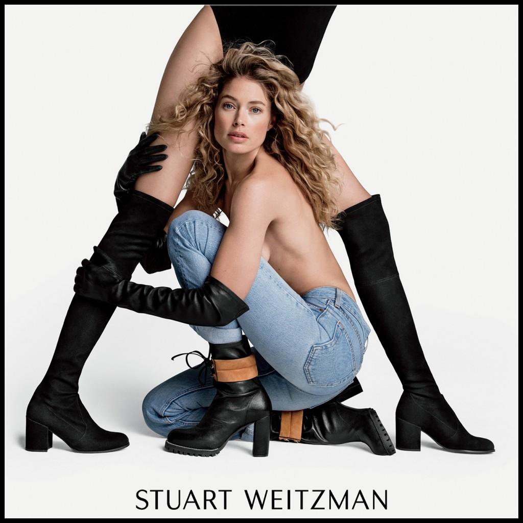 靴靴来啦!好莱坞明星挚爱Stuart Weitzman经典气质长靴