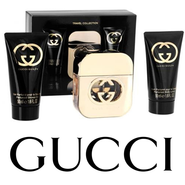 Gucci Guilty 罪爱香水沐浴套装