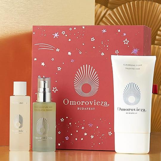 超多给力赠品!!价值£153镑的Omorovicza星空礼盒