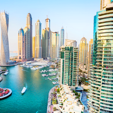 享受完美奢华生活 迪拜之旅