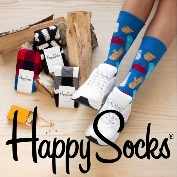 Happy Socks 圣诞节就是要快乐!