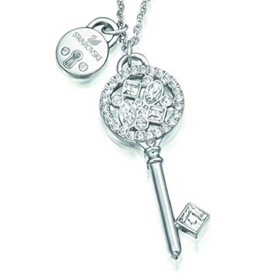 Swarovski施华洛世奇 Clove 钥匙项链