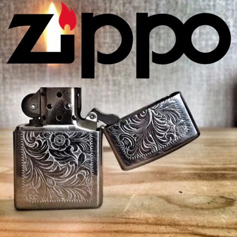 上周刚把打火机开闭的声音注册为商标的Zippo