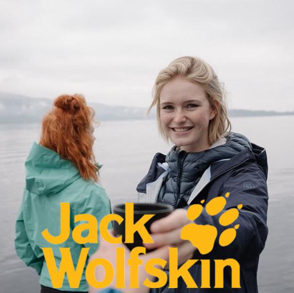 国民户外品牌 Jack Wolfskin狼爪