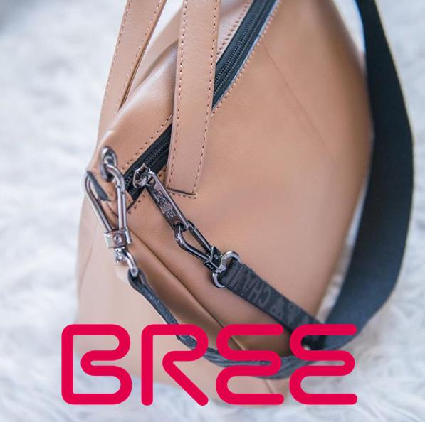 德国著名皮具品牌 Bree包袋