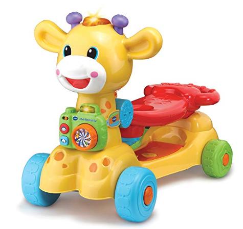 伟易达 Vtech 宝宝 4 in 1玩具车