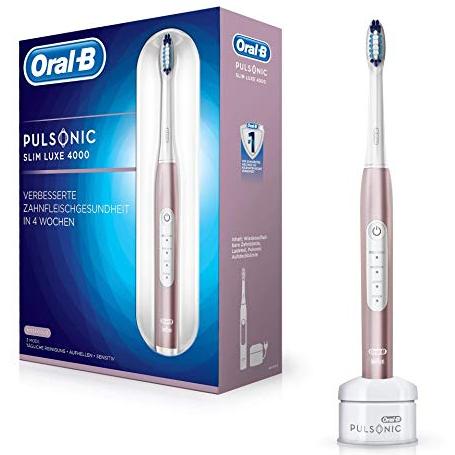 Oral-B Pulsonic Slim Luxe 4000  纤细电动牙刷