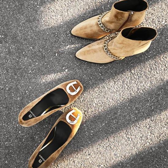 德国著名奢牌AIGNER 男女鞋履
