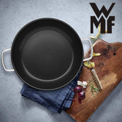厨房必备 WMF 24cm直径 双耳煎锅