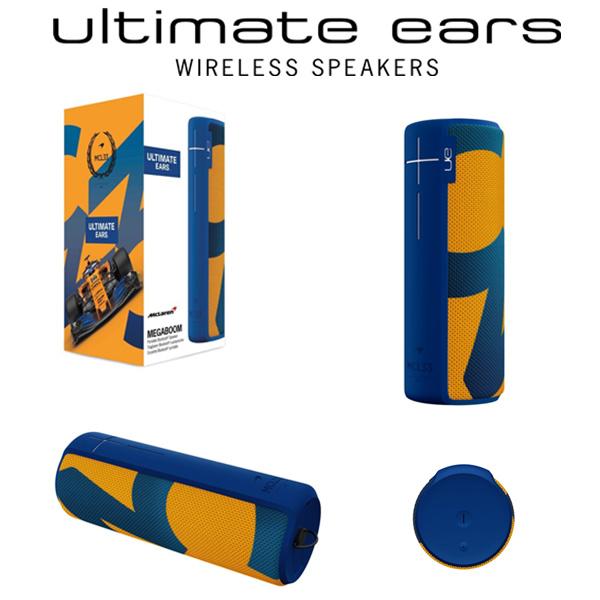 Ultimate Ears Megaboom蓝牙音箱 摩纳哥大奖赛限量版配色!