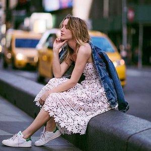 【直邮中国】小仙女的必备~超多明星都在穿的 Self-Portrait蕾丝美裙热卖