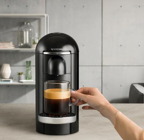 KRUPS Nespresso Vertuo Plus 胶囊咖啡机